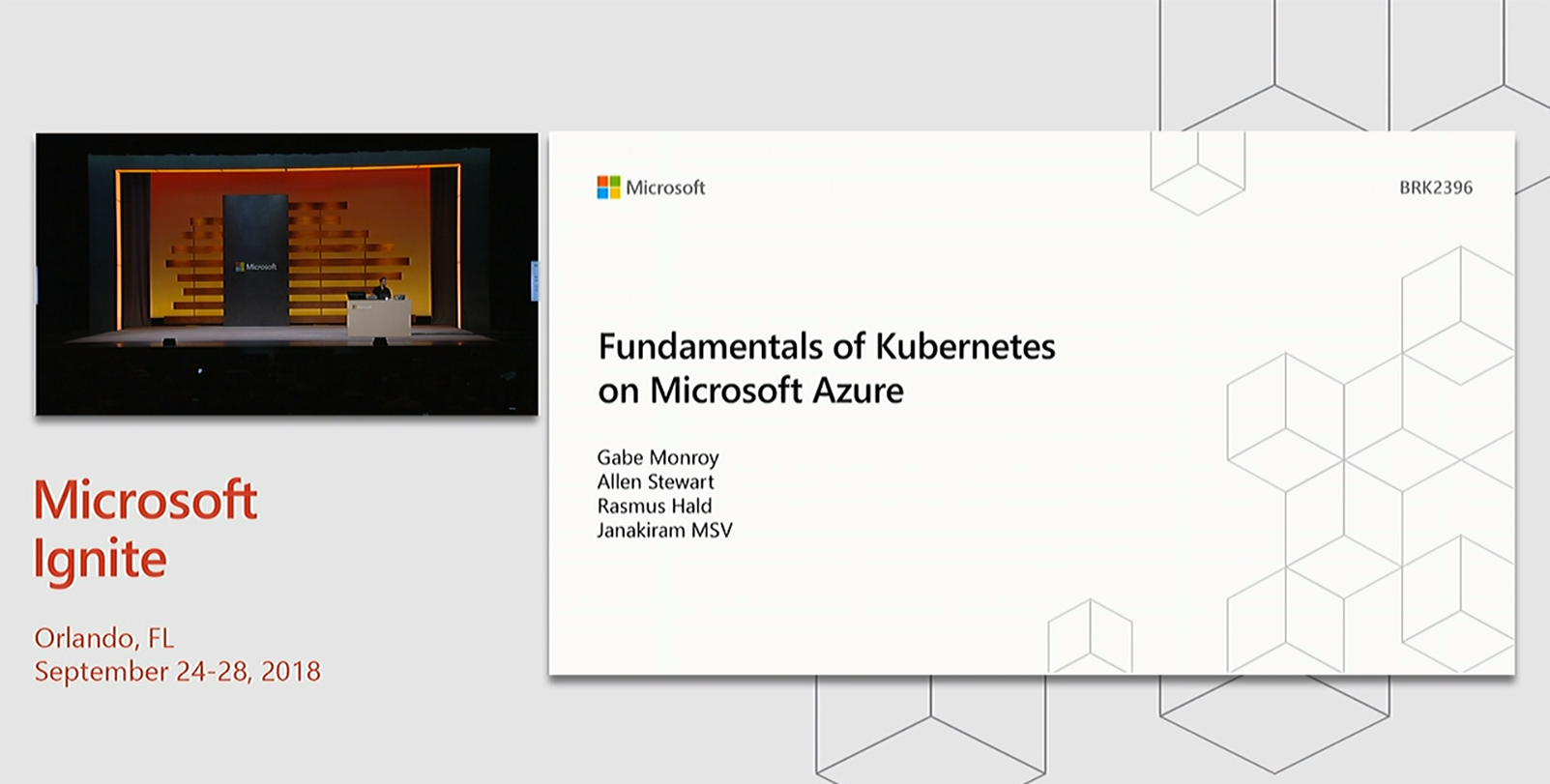 Fundamentals of Kubernetes on Microsoft Azure