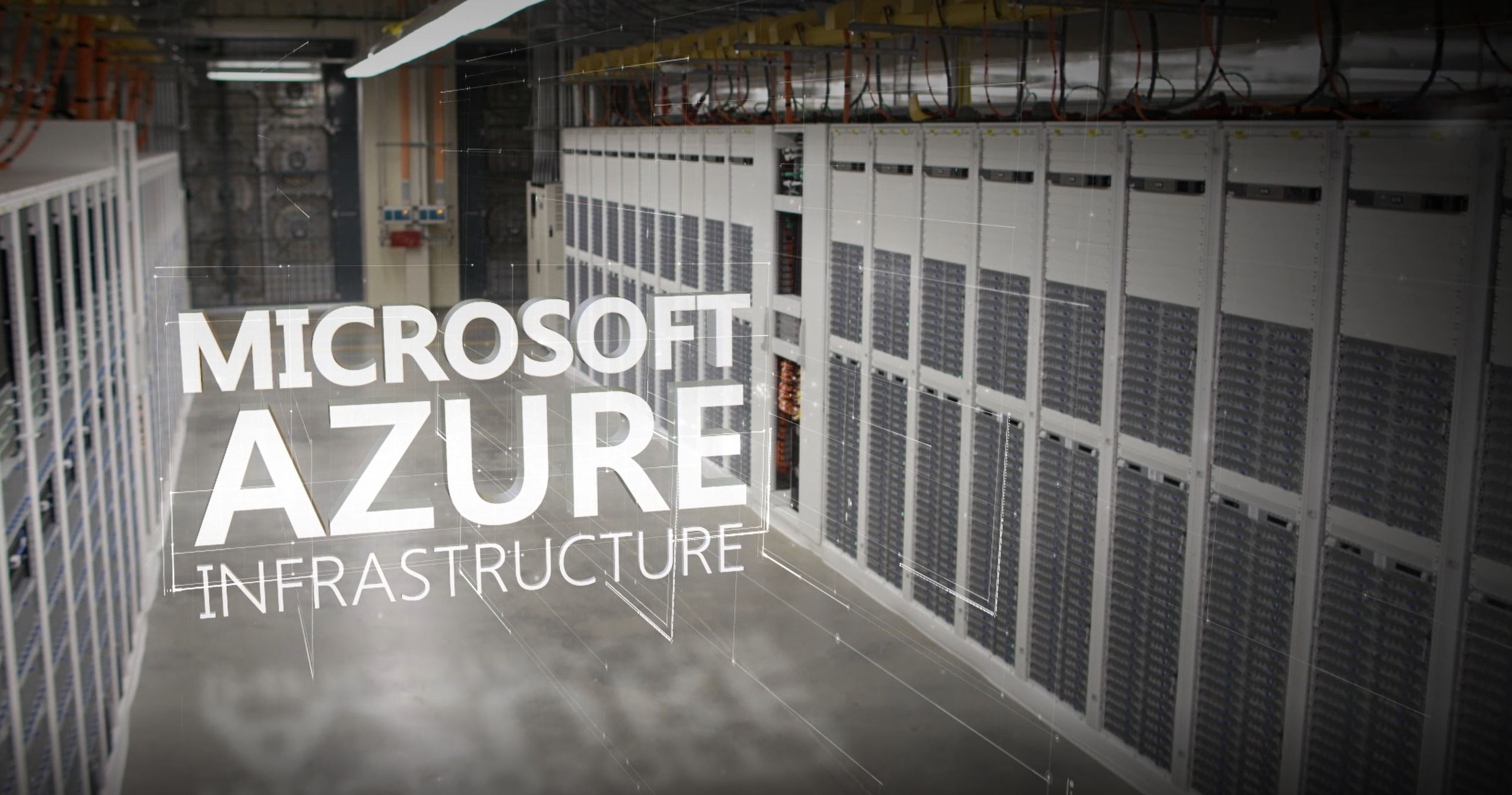 Microsoft Azure Infrastructure vision video