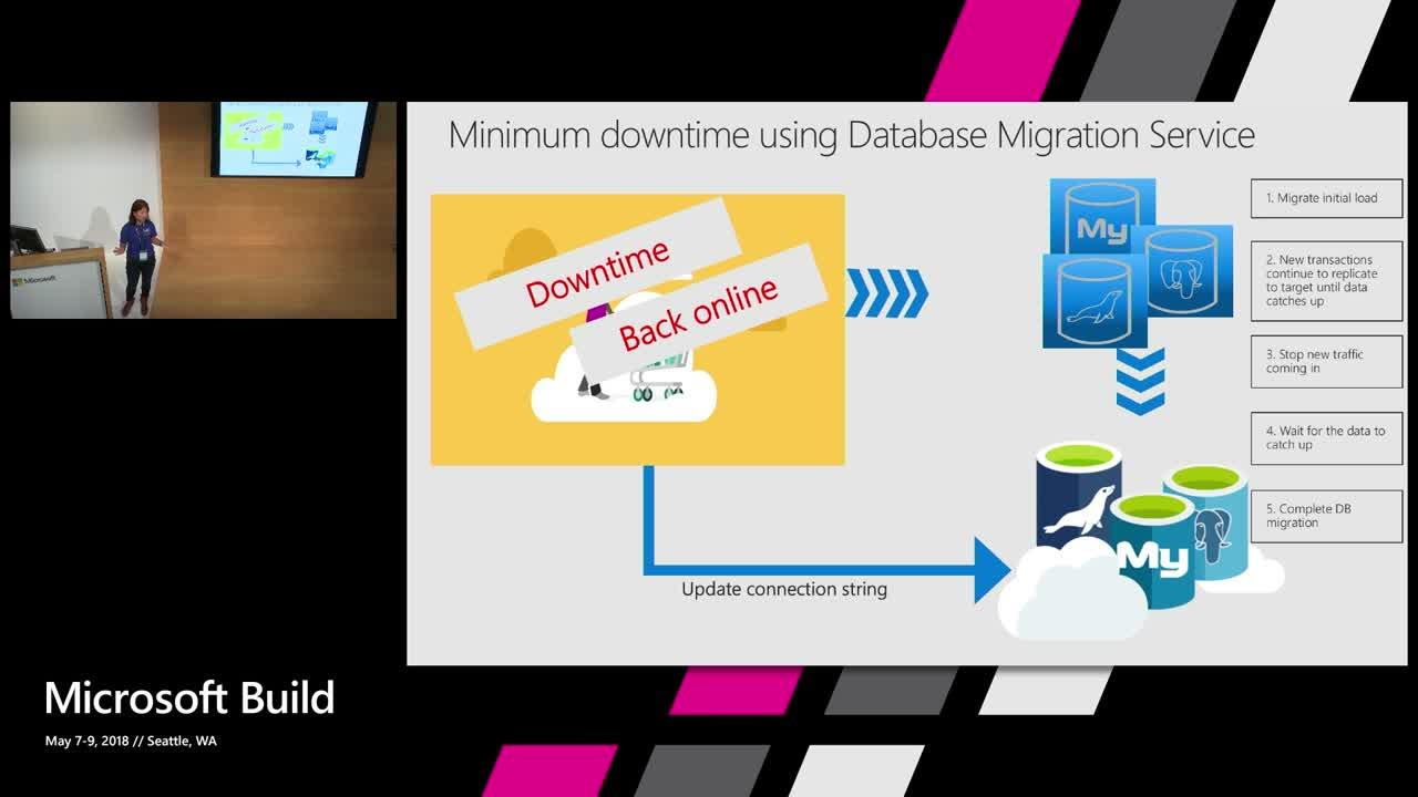Easily migrate MySQL/PostgreSQL apps to Azure managed service