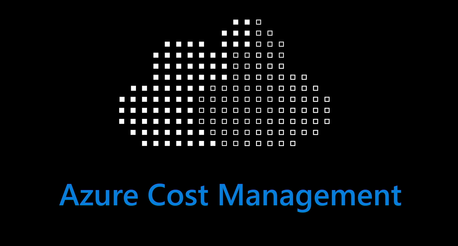 Azure Cost Management
