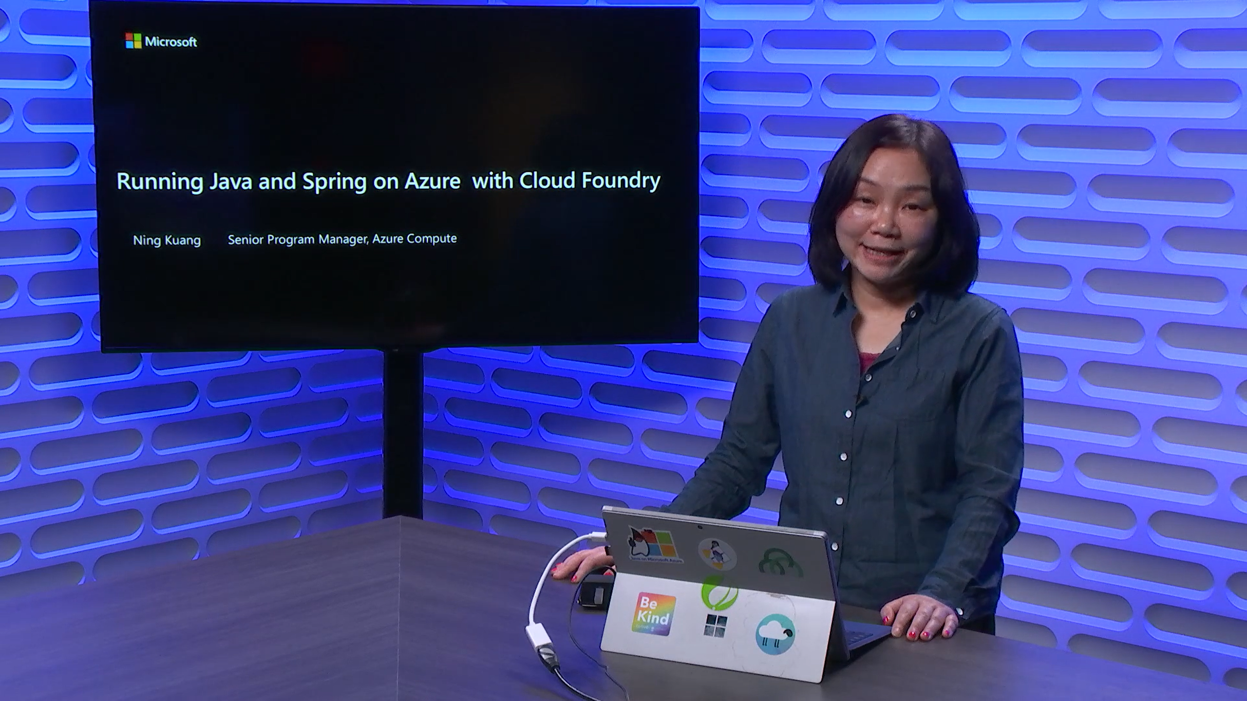 Running Java and Spring on Azure with Cloud Foundry