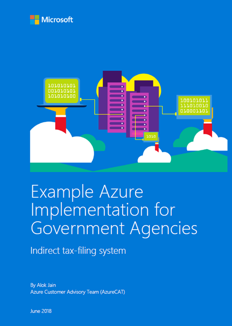 Example Azure Implementation for Government Agencies