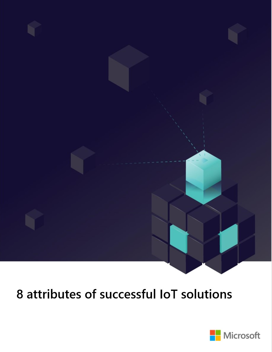 8 attributes of successful IoT solutions
