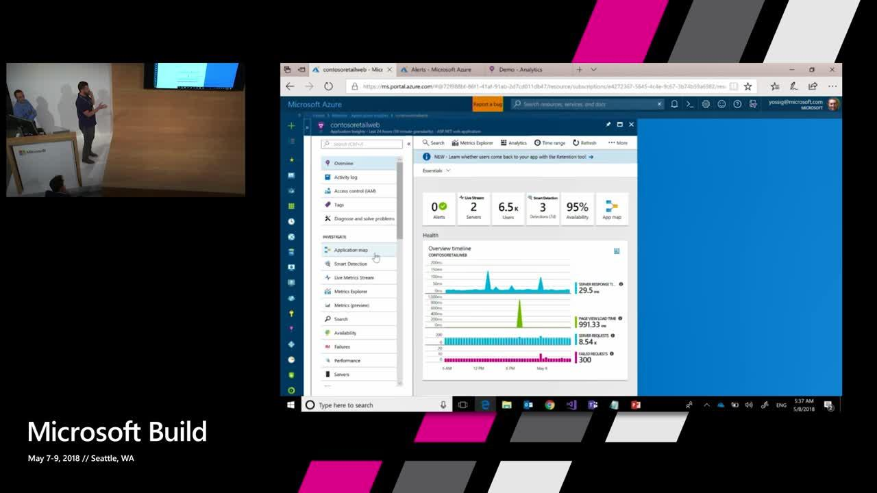 Smart Insights with Machine Learning from Azure Monitoring