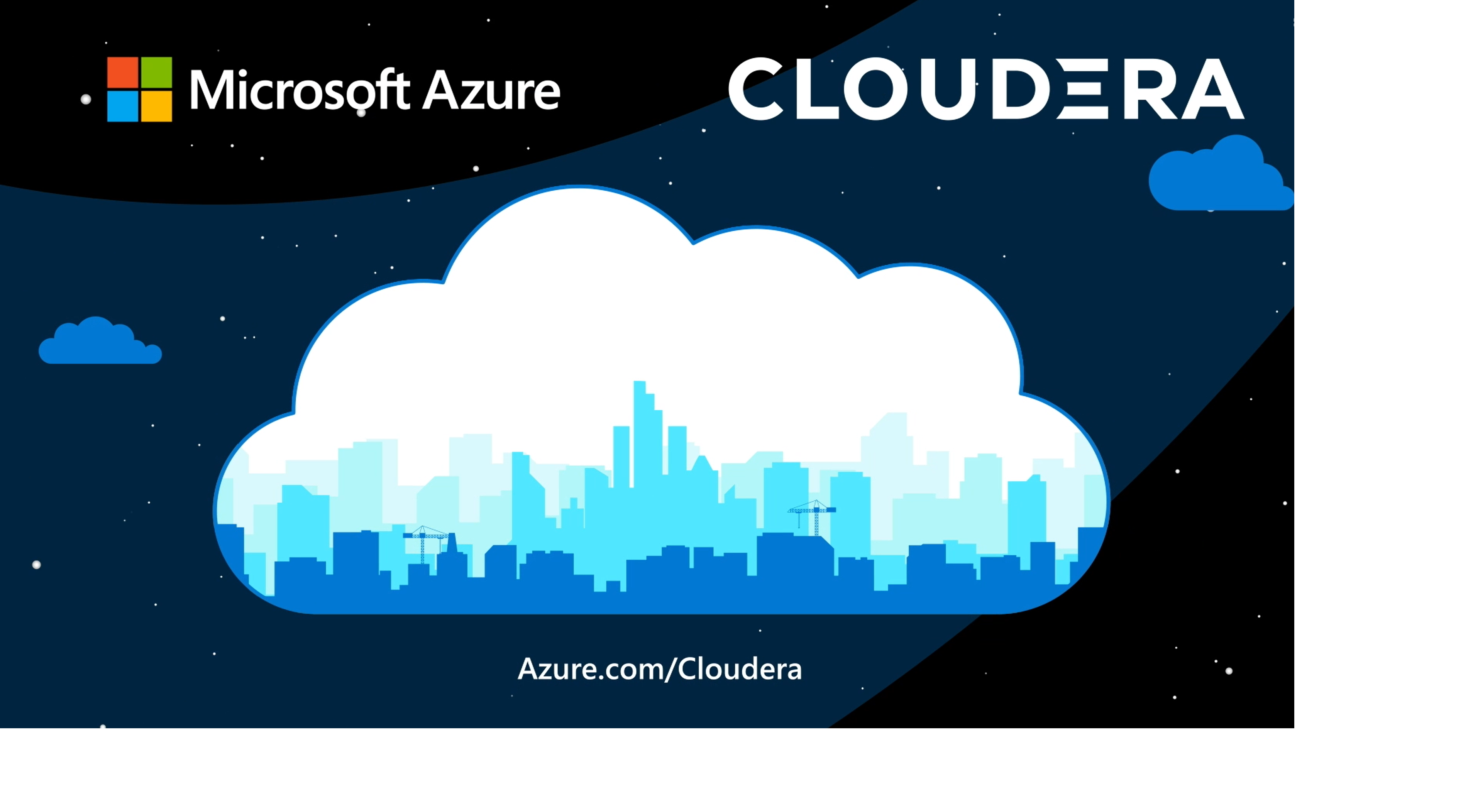 Cloudera on Azure Overview