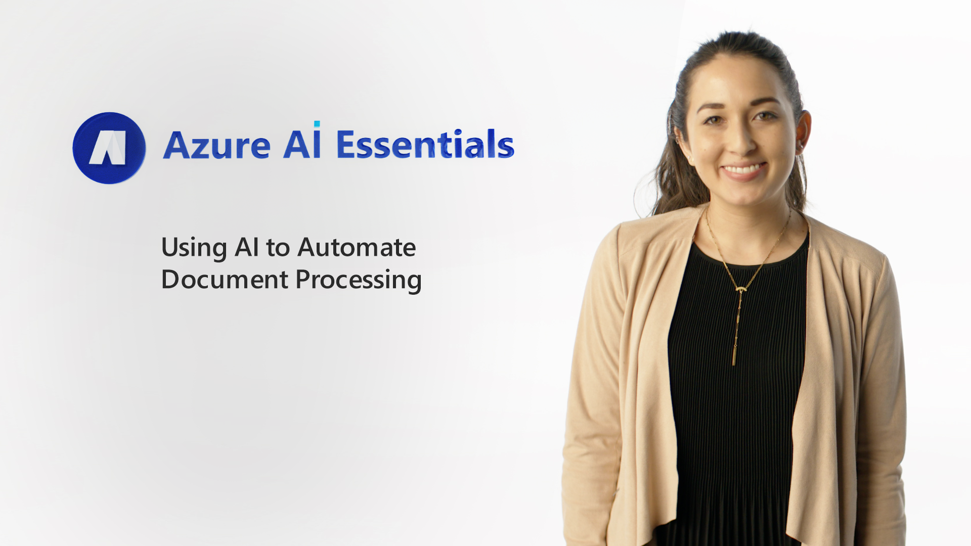 Use AI to Automate Document Processing