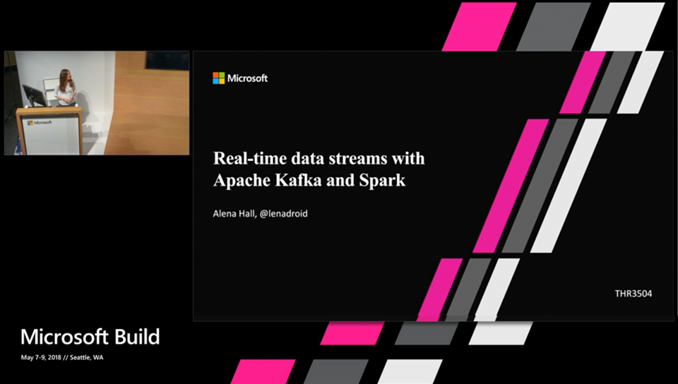 Real-time data streams with Apache Kafka and Spark