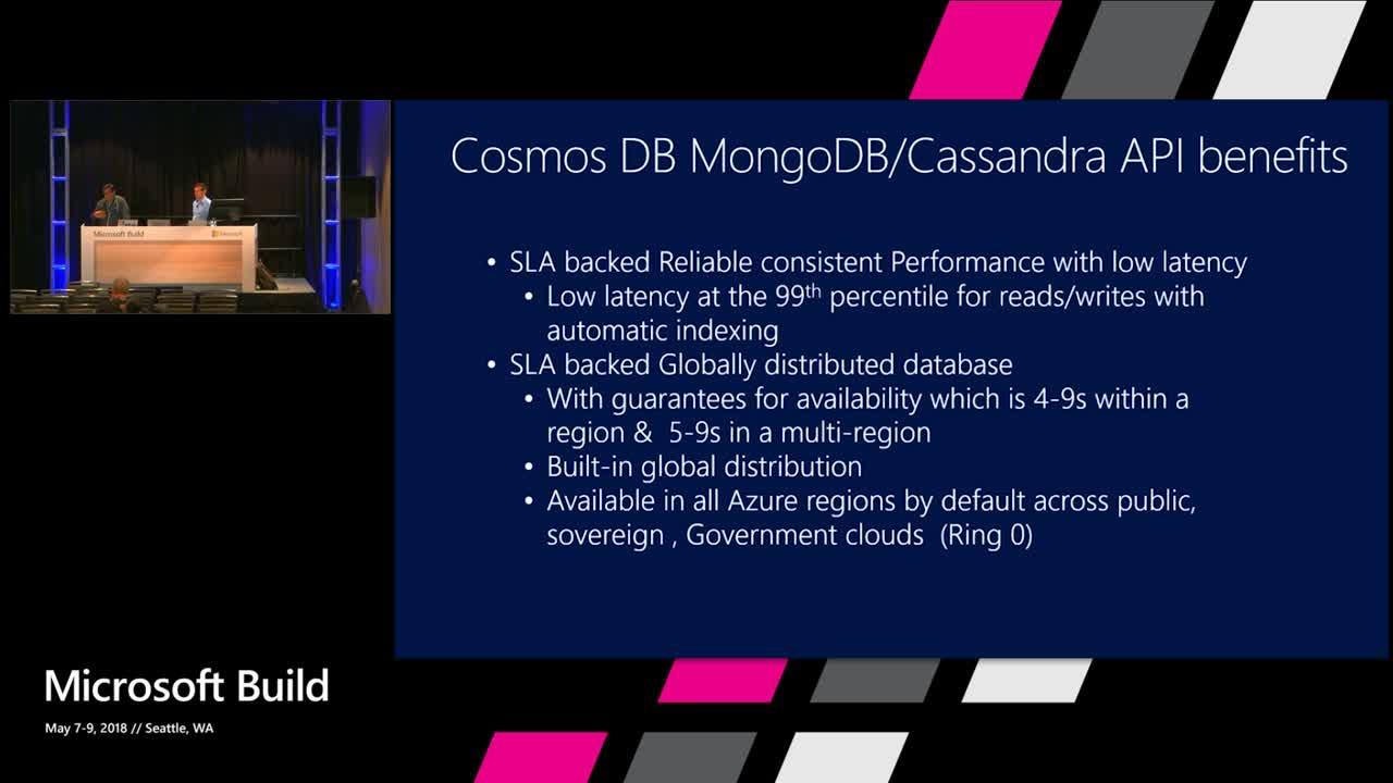 How to migrate your existing MongoDB and Cassandra Apps to Azure Cosmos DB