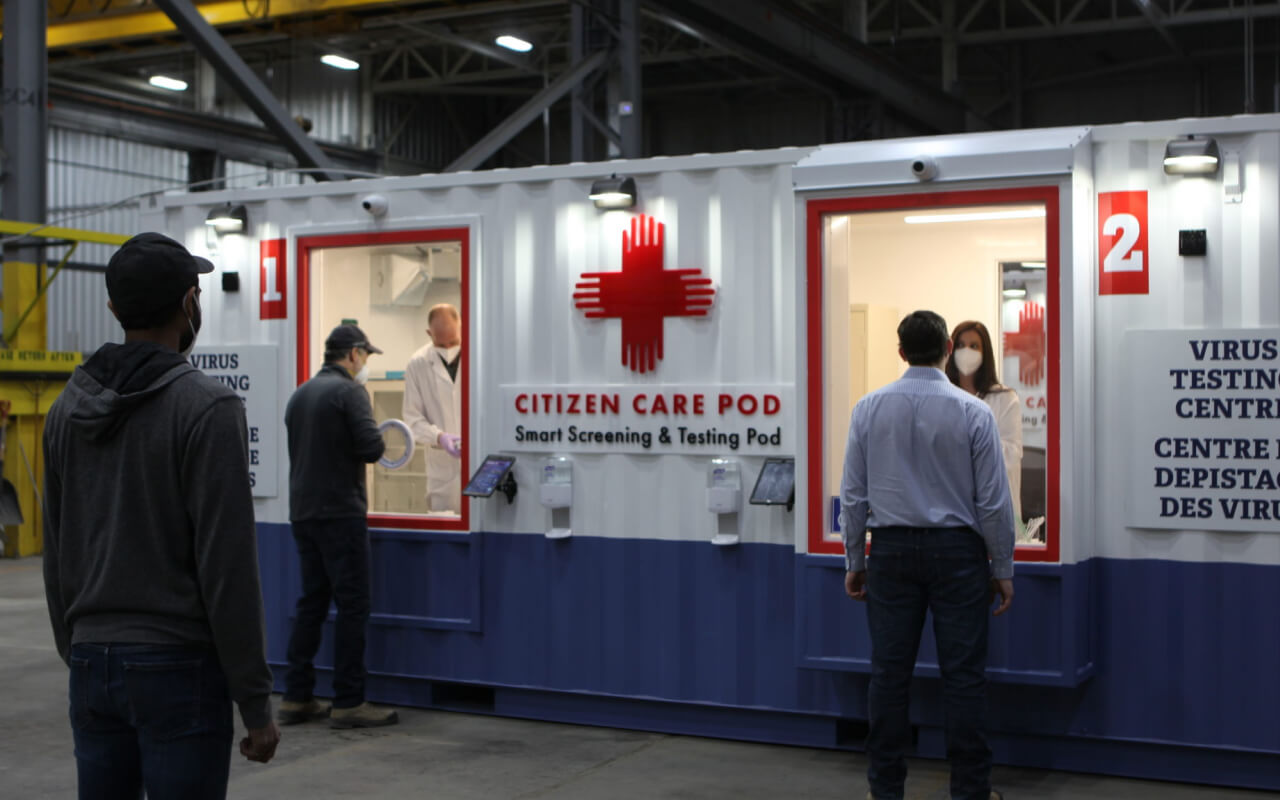 Citizen Care Pod
