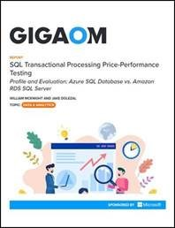 SQL Transactional Processing Price-Performance Testing