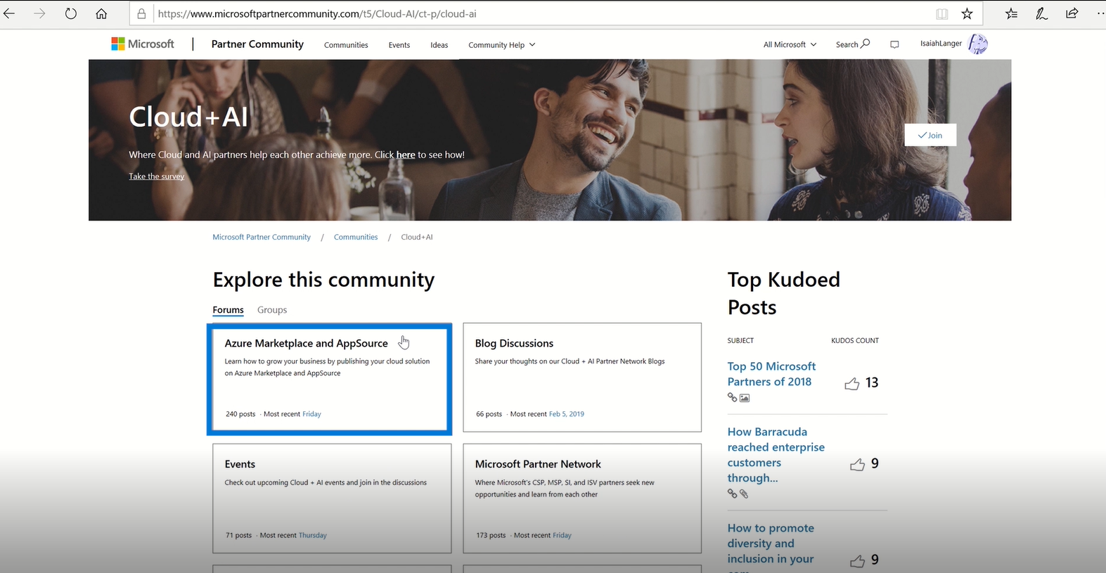 Marketplace Tutorial: Subscribe to the Azure Marketplace and AppSource Community