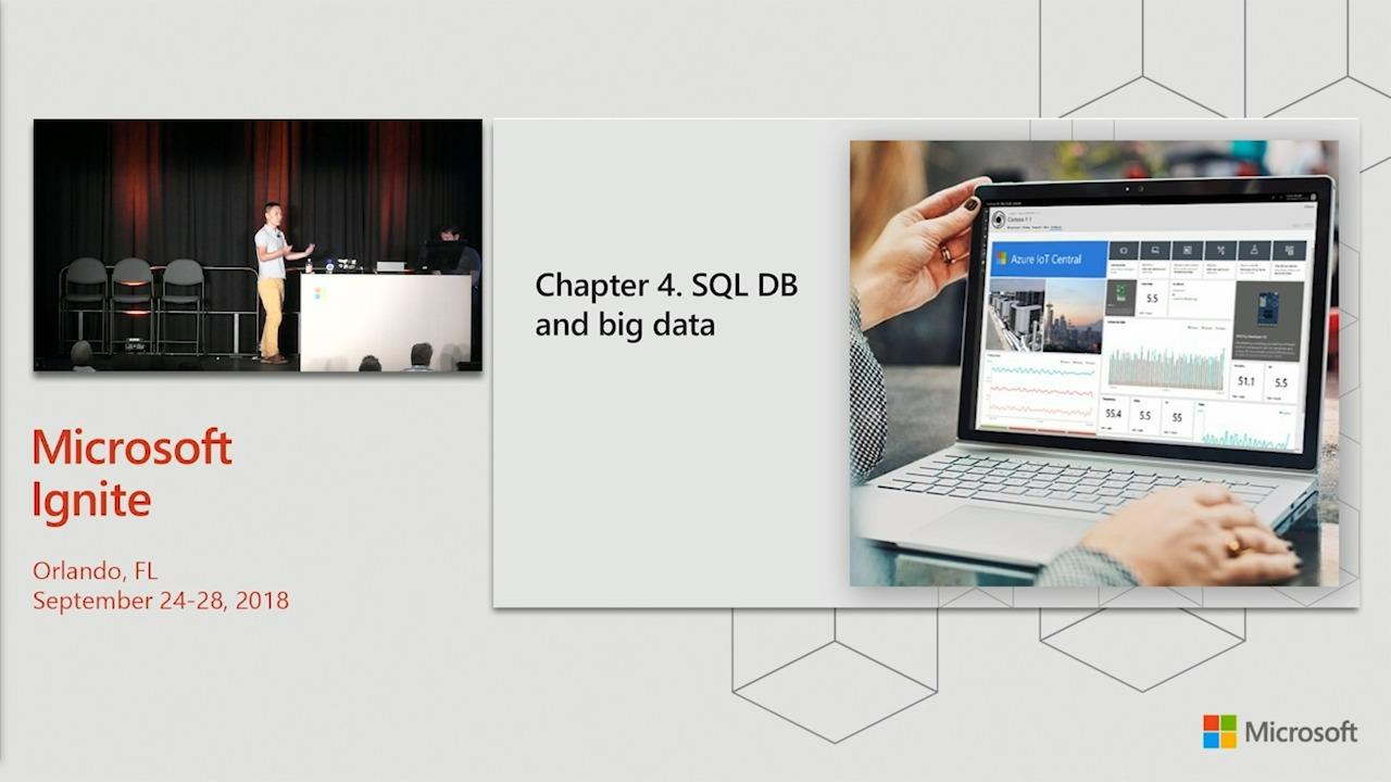 Build hybrid data platform with Azure SQL Database and SQL Server