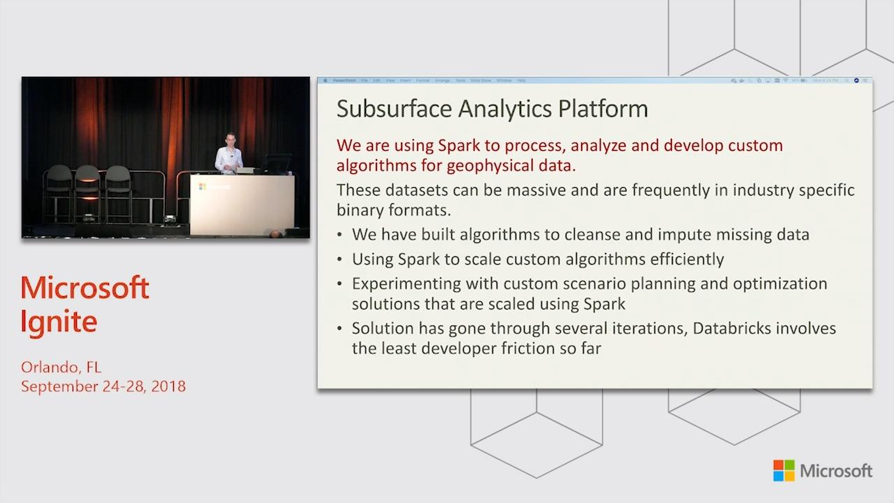 Learn how Devon Energy leverages Azure Databricks to build predictive machine learning and AI models at scale