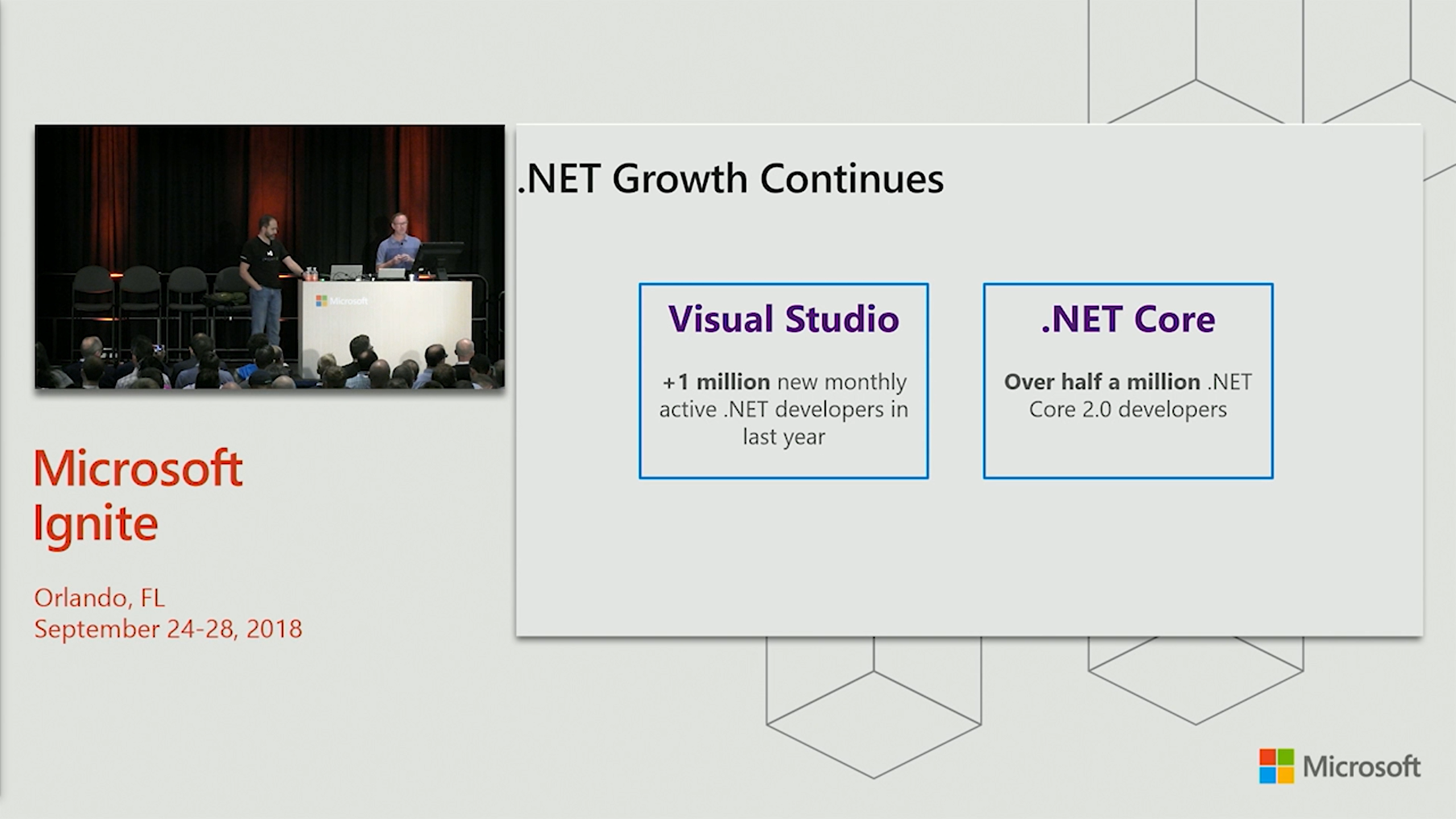 .Net overview and roadmap