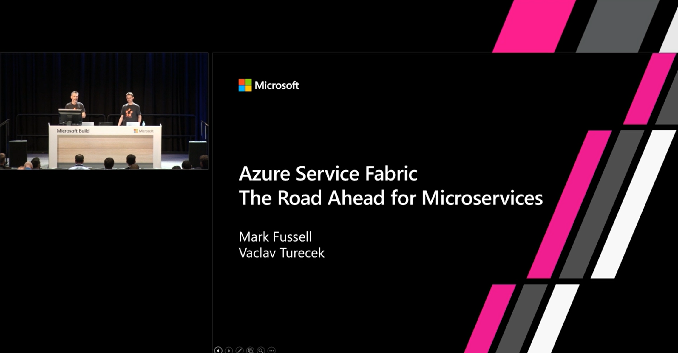 Azure Service Fabric: The road ahead for microservices
