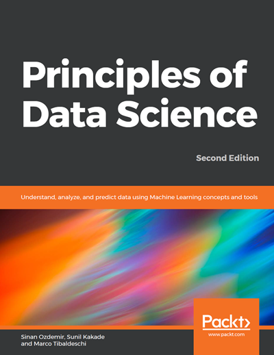 Packt: Principles of Data Science