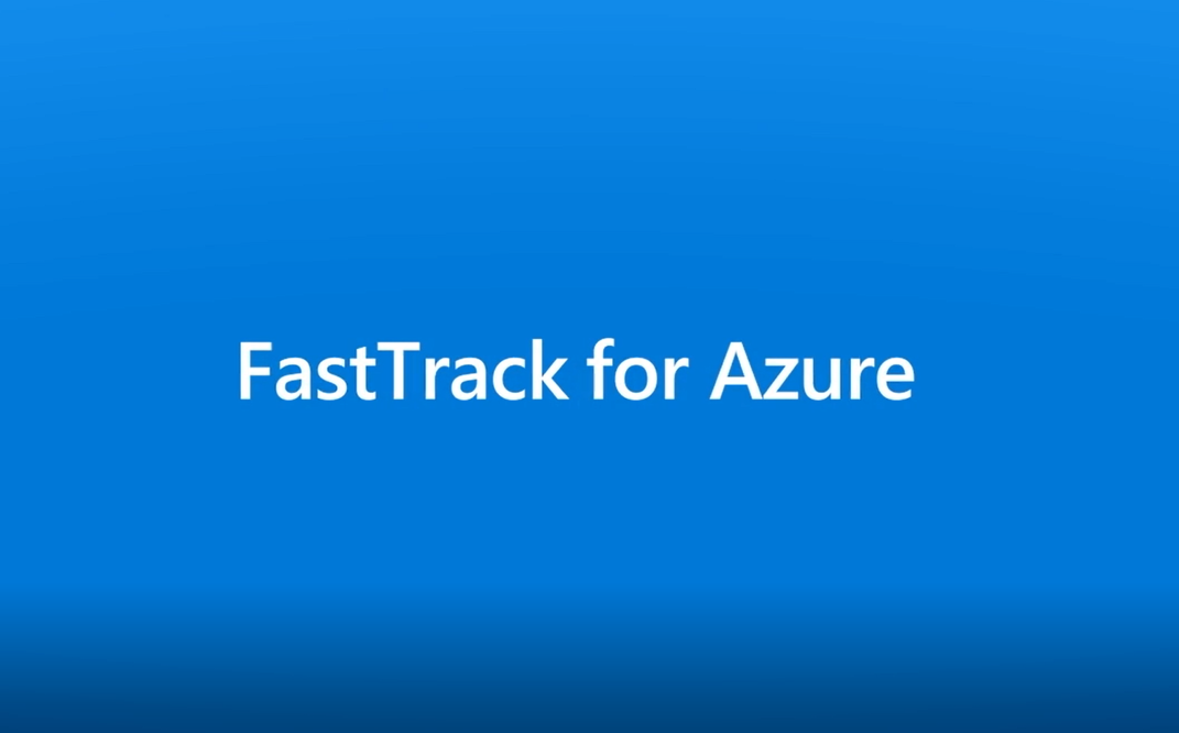 FastTrack for Azure