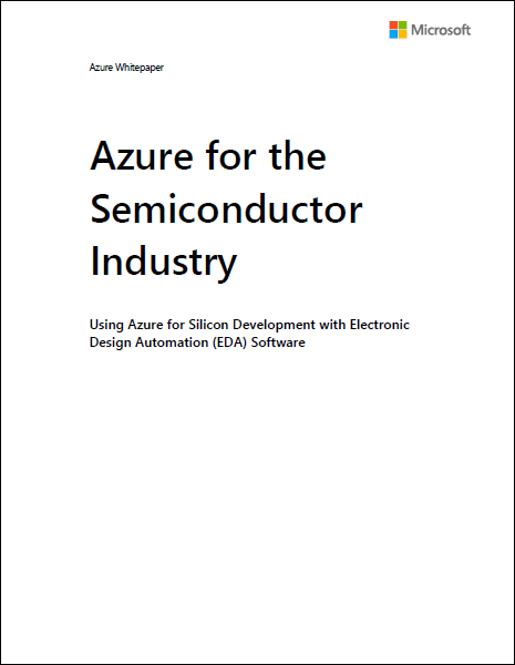 Azure for the Semiconductor Industry