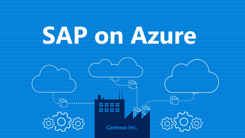Running SAP on Azure accelerates business transformation for enterprises