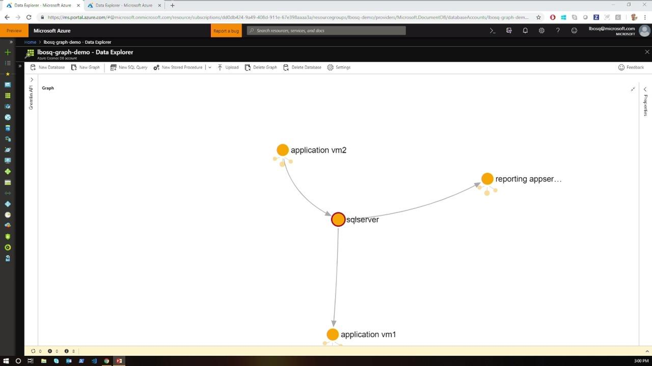 Common data problems solved with graphs using Azure Cosmos DB Gremlin API