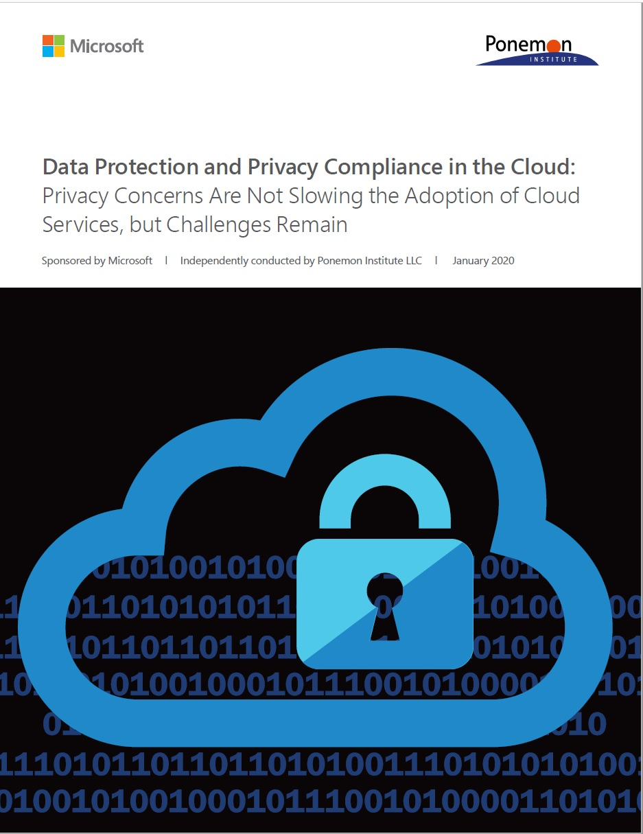 Data Protection and Privacy Compliance in the Cloud: Privacy Concerns Are Not Slowing the Adoption of Cloud Services, but Challenges Remain