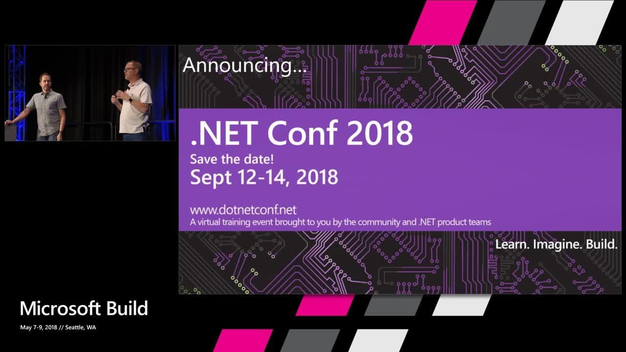 .NET Overview & Roadmap