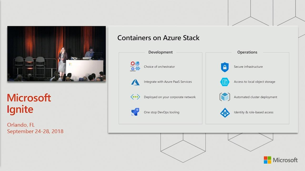 Azure Stack Overview and Roadmap