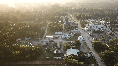 Broadband initiatives in Boydton, Virginia