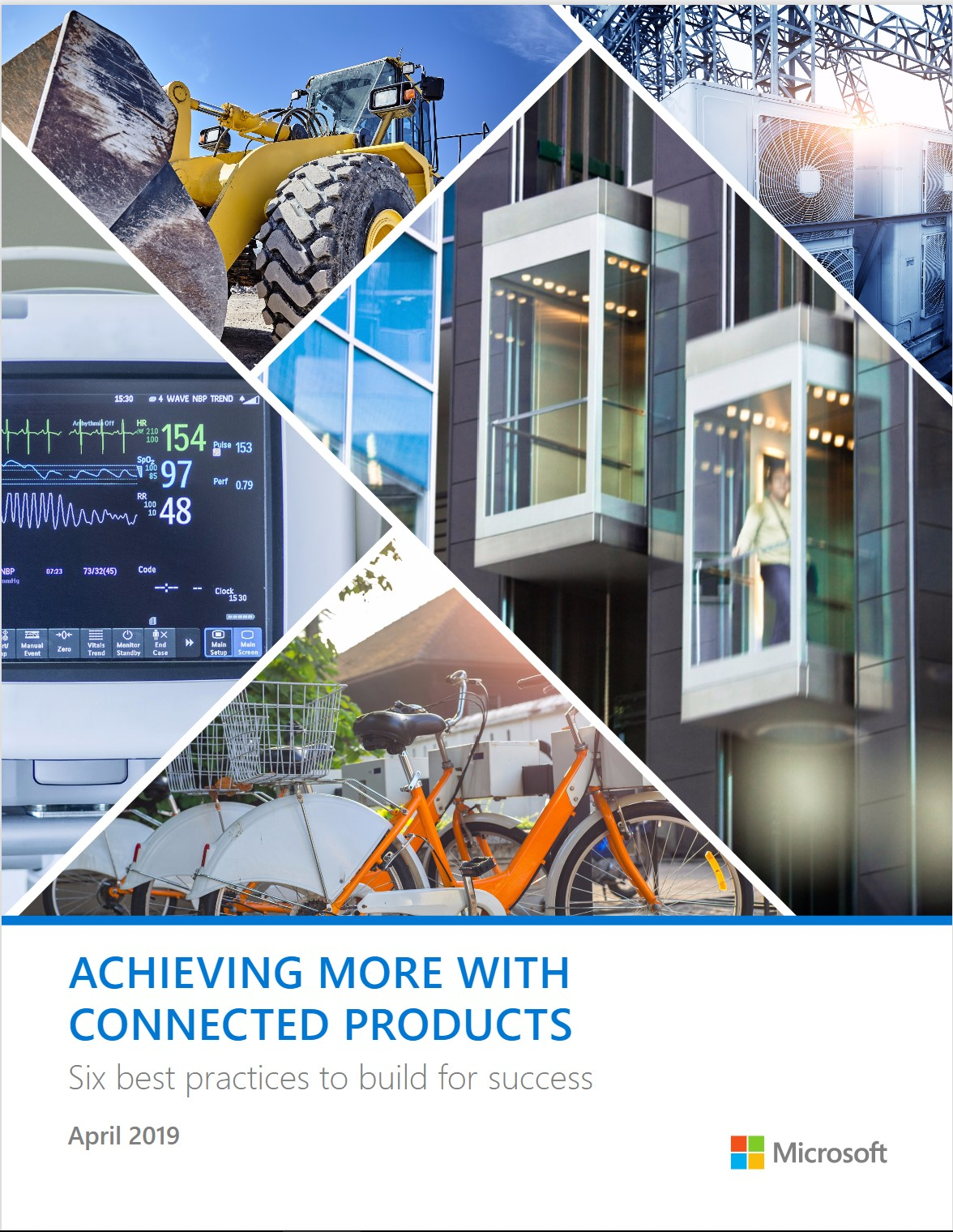 Achieving more with connected products