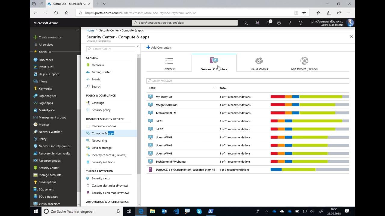 Azure Security Center 101