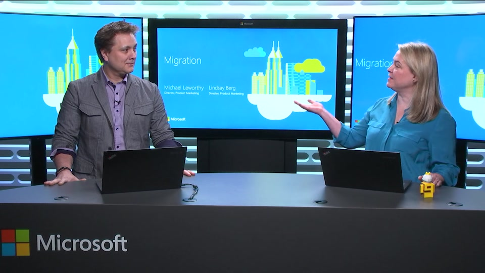 Migrating to Microsoft Azure