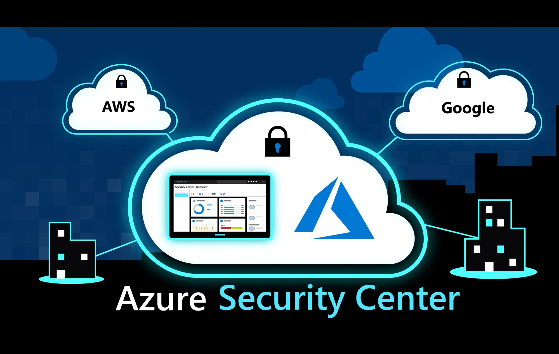 Azure Security Center Animation Video