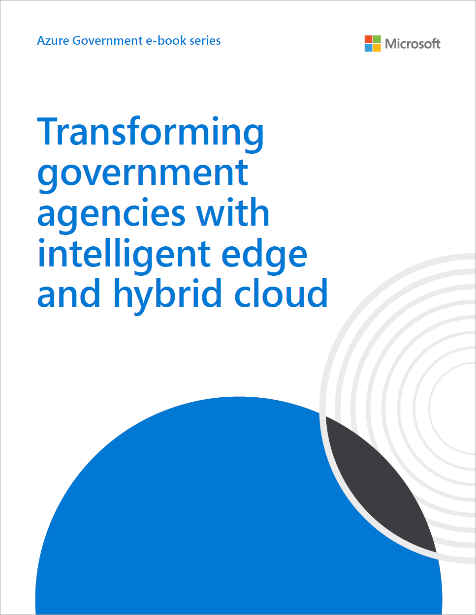 Intelligent Edge for Government