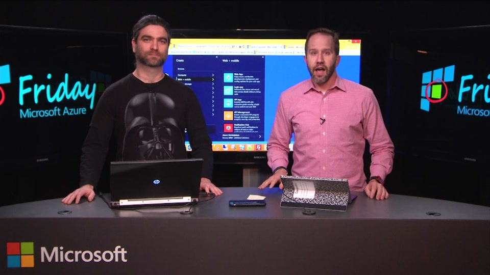 Azure App Service Web Apps with Yochay Kiriaty