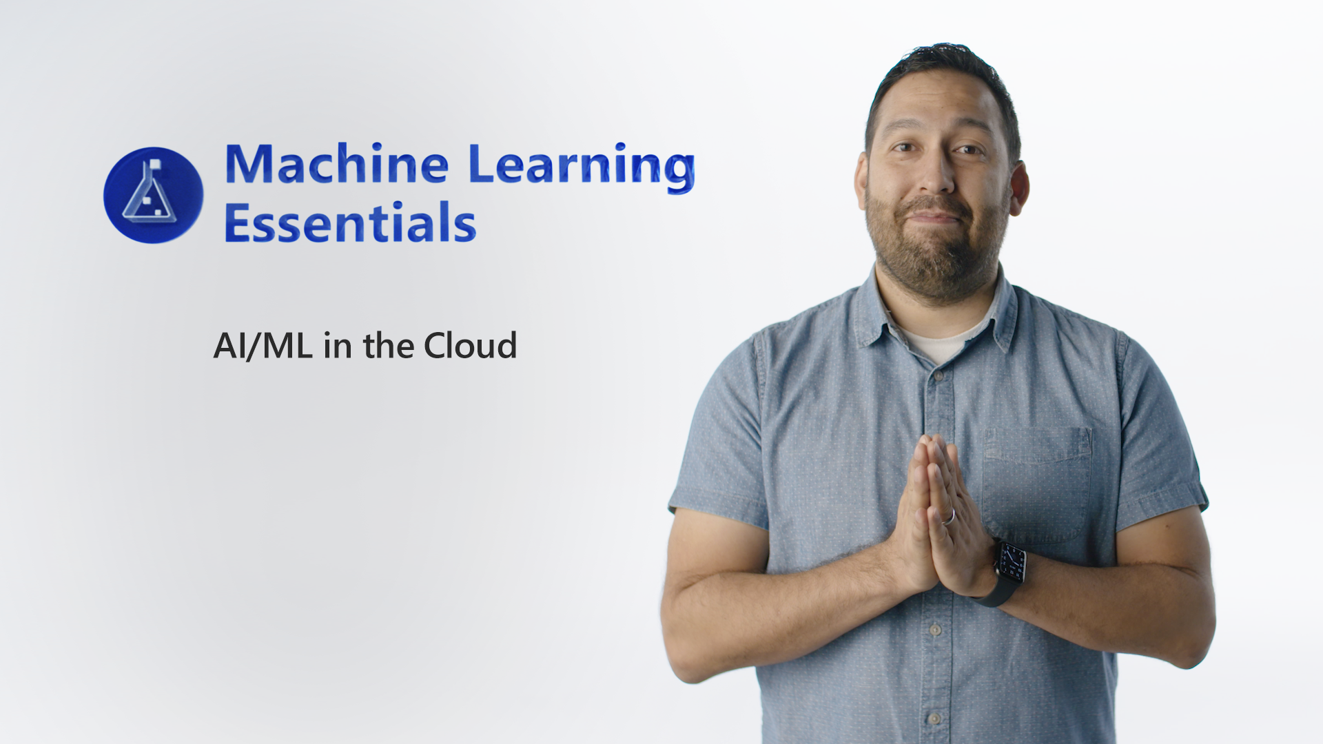 Fundamentals of machine learning in the cloud