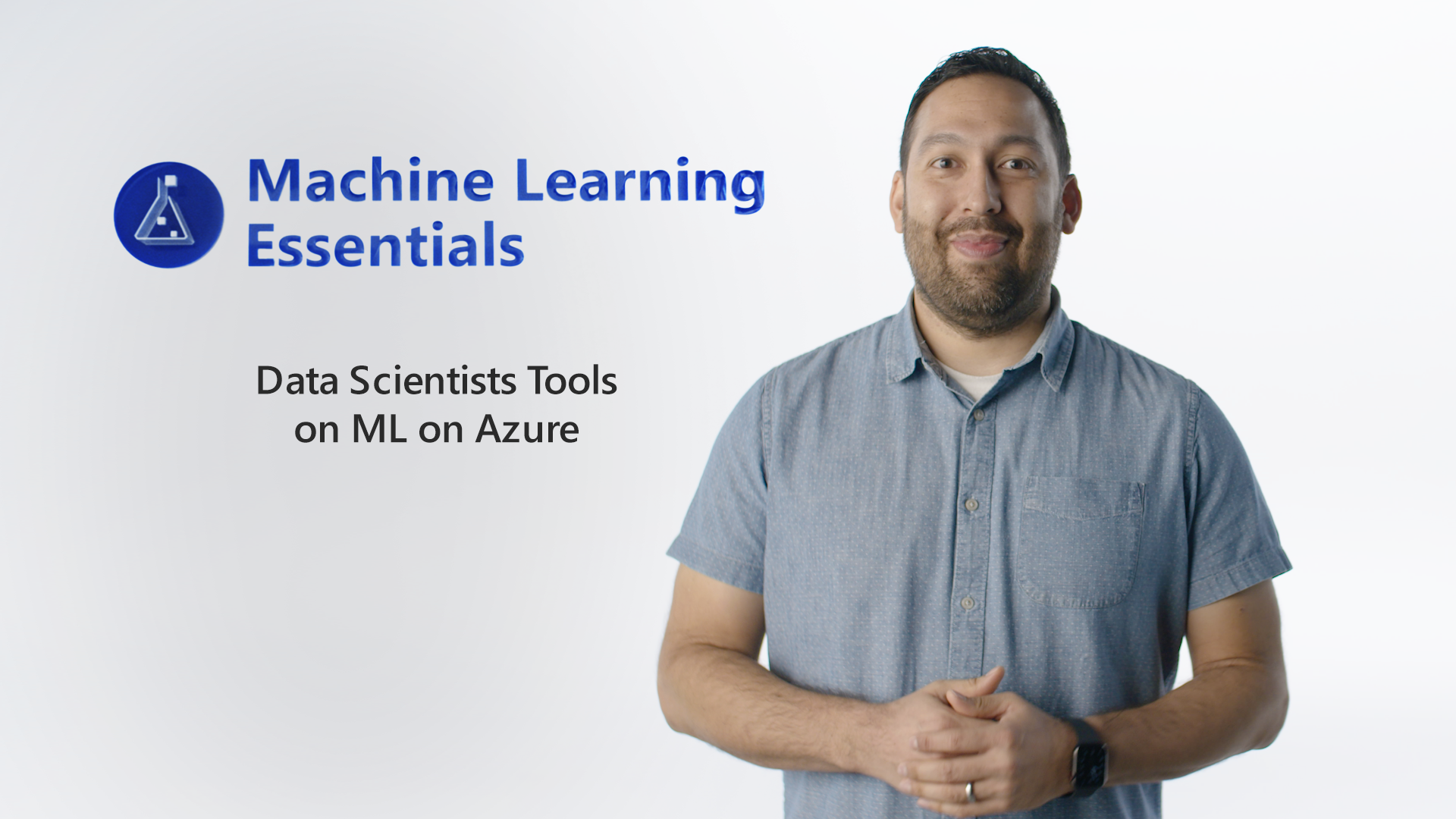 Machine learning tools in Azure