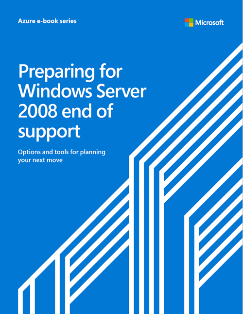 Preparing for Windows Server 2008 End of Support