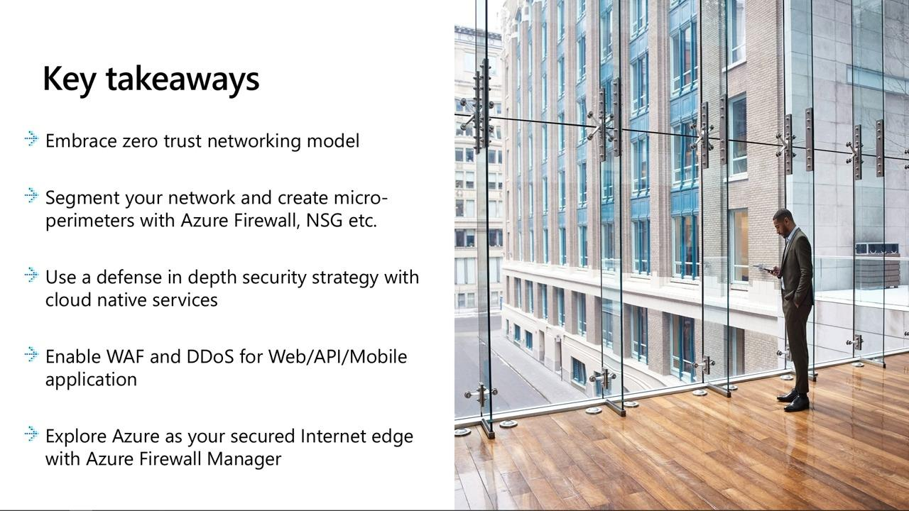 Securing your cloud perimeter with Azure Network Security