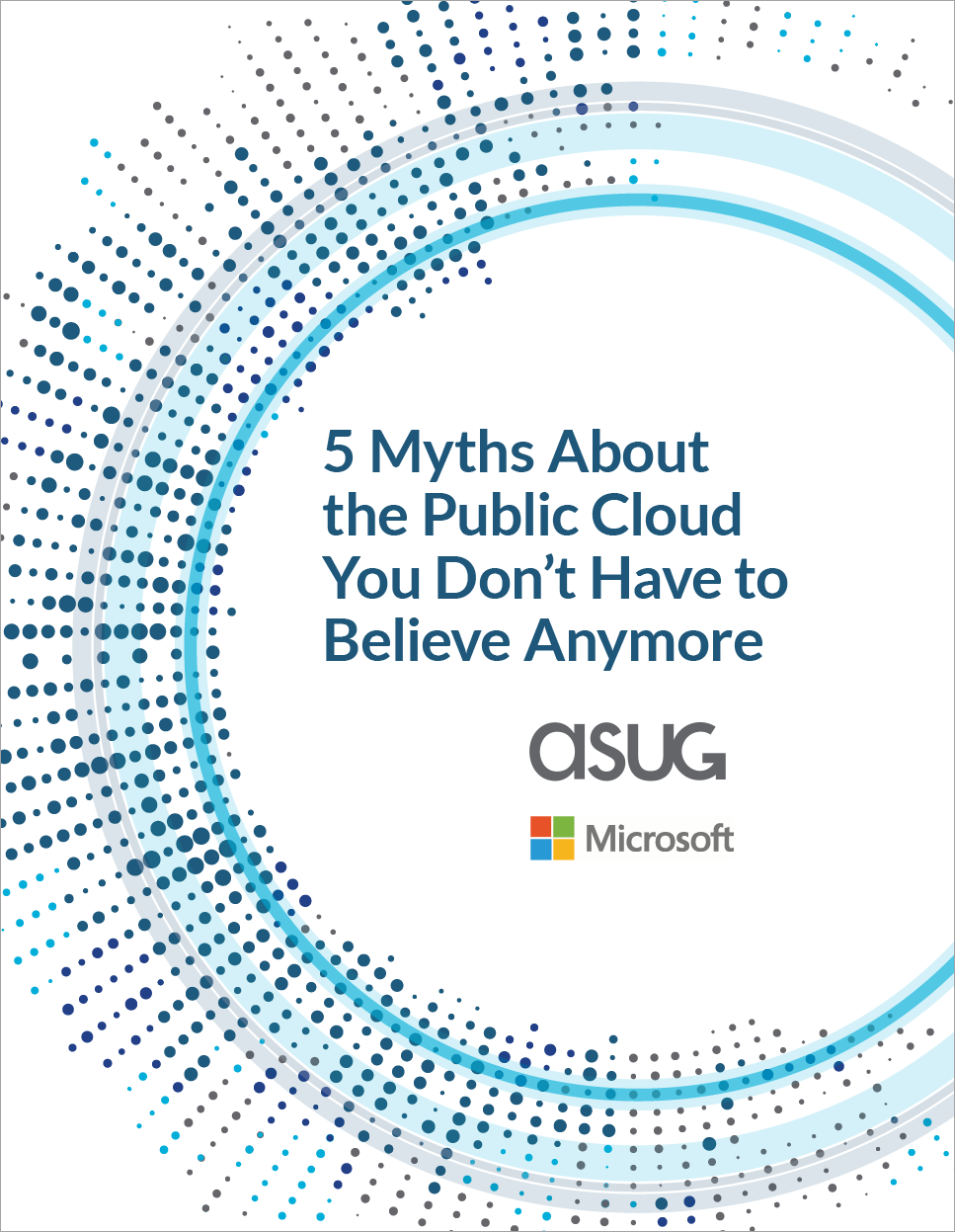 5 Myths About the Public Cloud You Don't Have to Believe Anymore