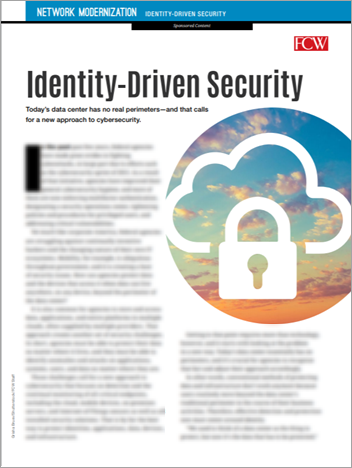 Identity-Driven Security