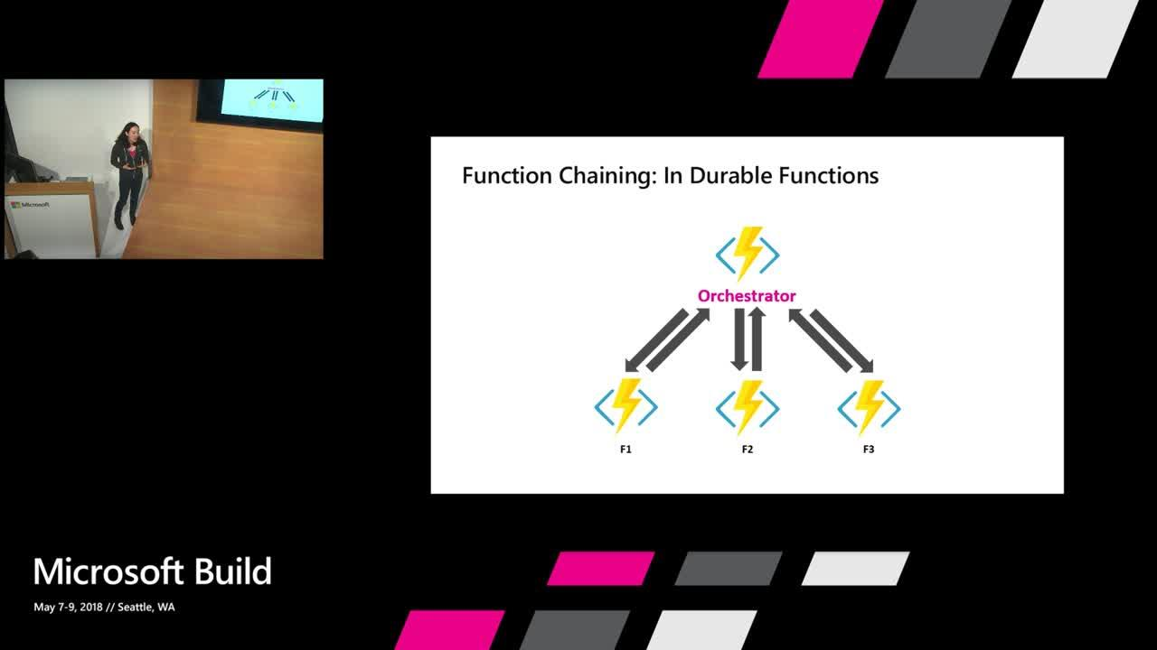 Break through the serverless barriers with Durable Functions