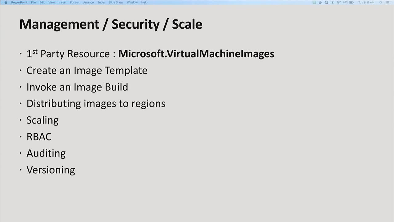 Accelerate CI/CD with custom VM images using the Azure Virtual Machine image template service