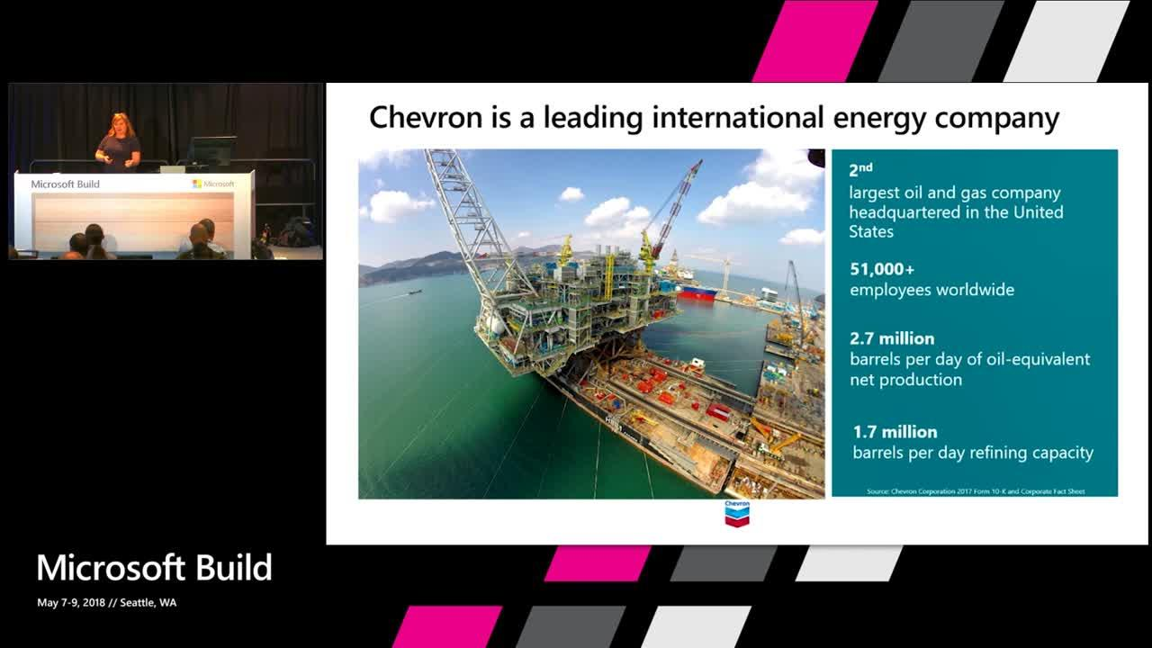 How Chevron is developing an agile dev culture as they migrate
