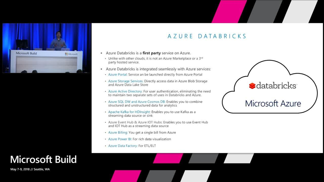 The Developer Data Scientist – Creating New Analytics Driven Applications using Apache Spark with Azure Databricks