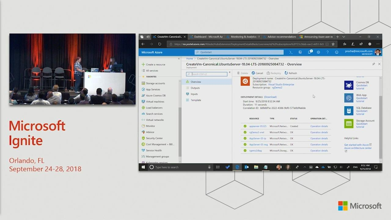 Getting started with Microsoft Azure and Azure Portal