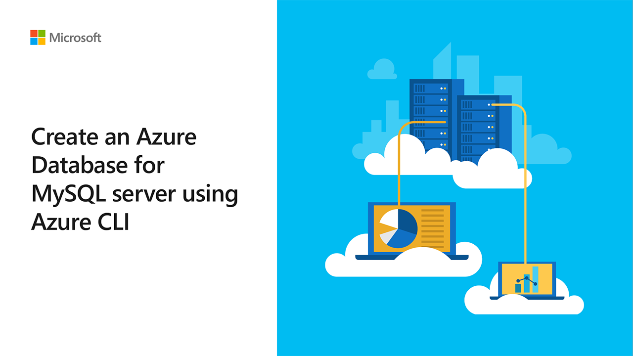 Create an Azure Database for MySQL server using Azure CLI