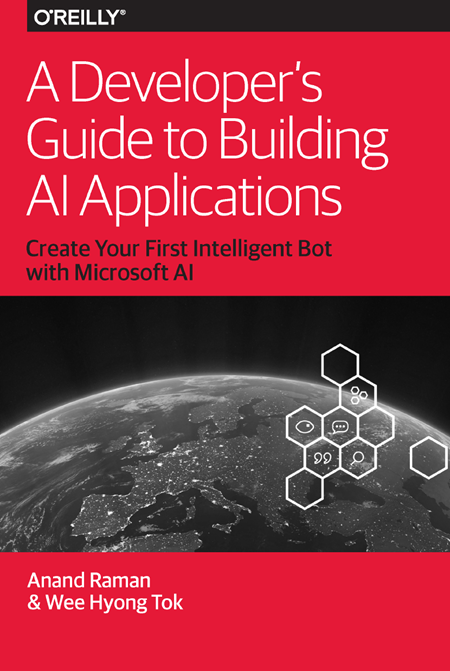 Create your first intelligent bot with Microsoft AI