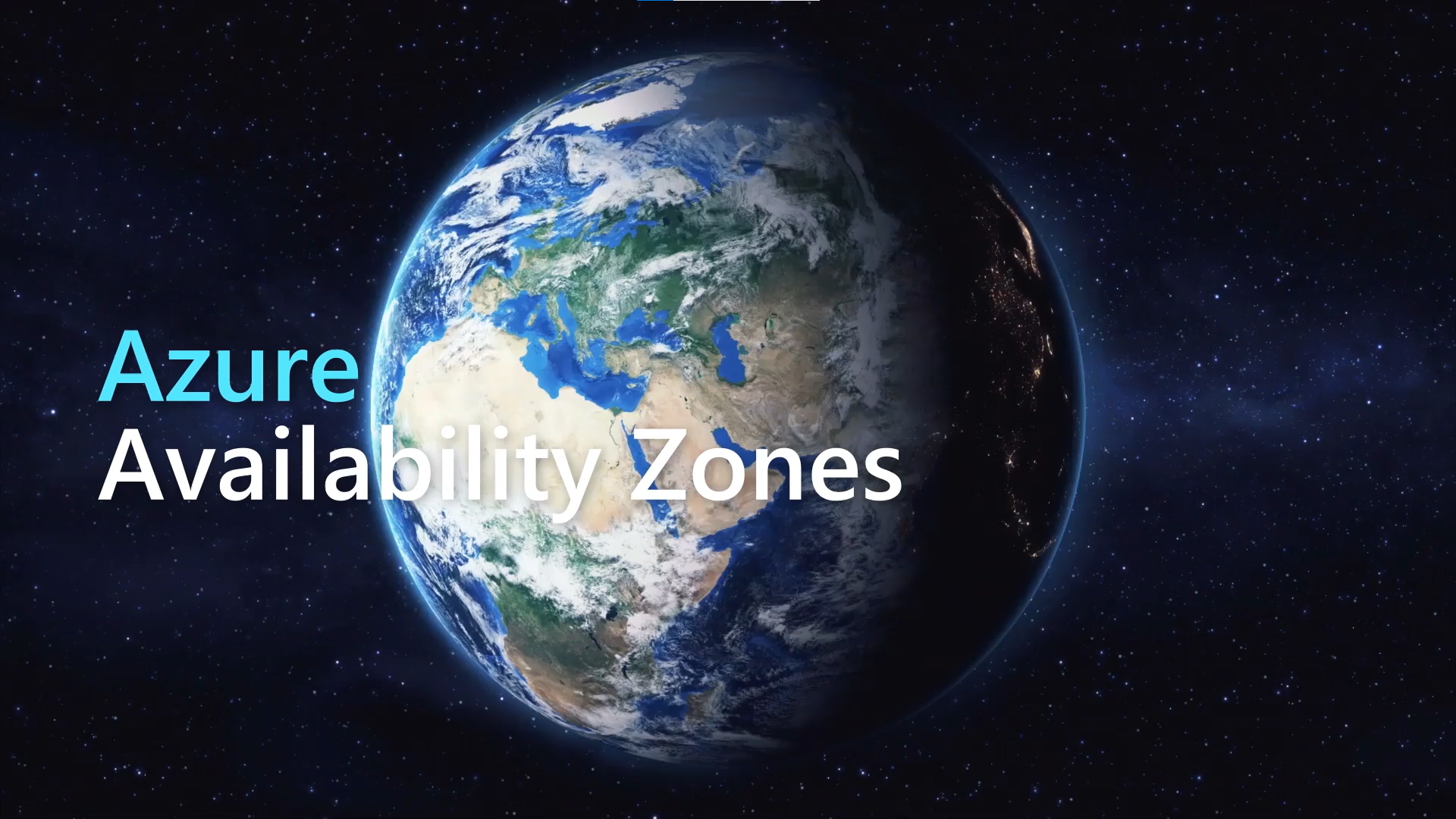 Azure Availability Zones Video