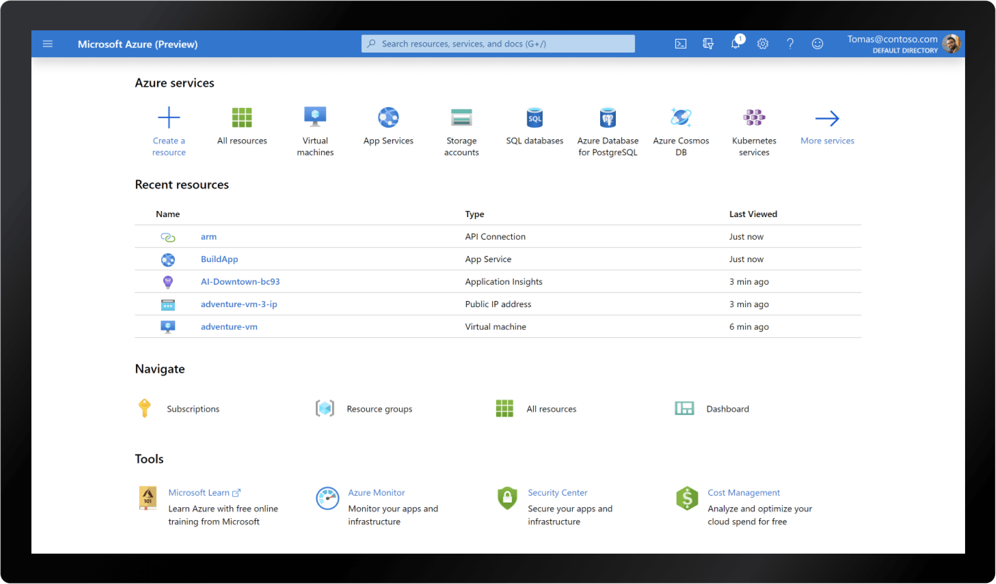 microsoft azure free trial without credit card