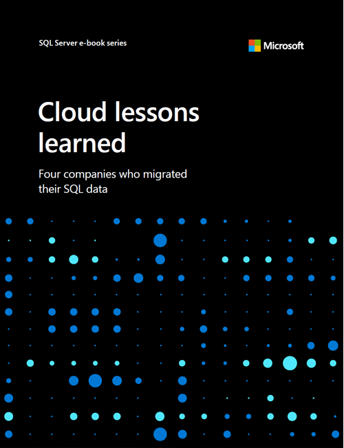cloud lessons learned from migrating sql data to azure microsoft azure
